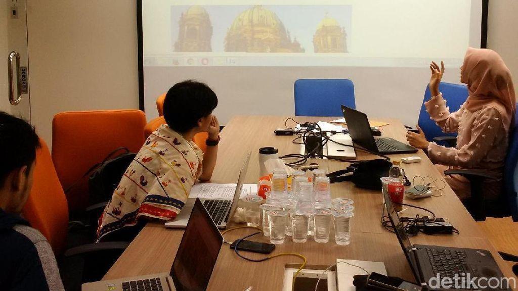 Sebelum ke India, Pemenang Dream Destination Diberi Pelatihan Menulis