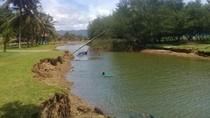 Banjir Pacitan Rusak Wisata Pantai Teleng Ria