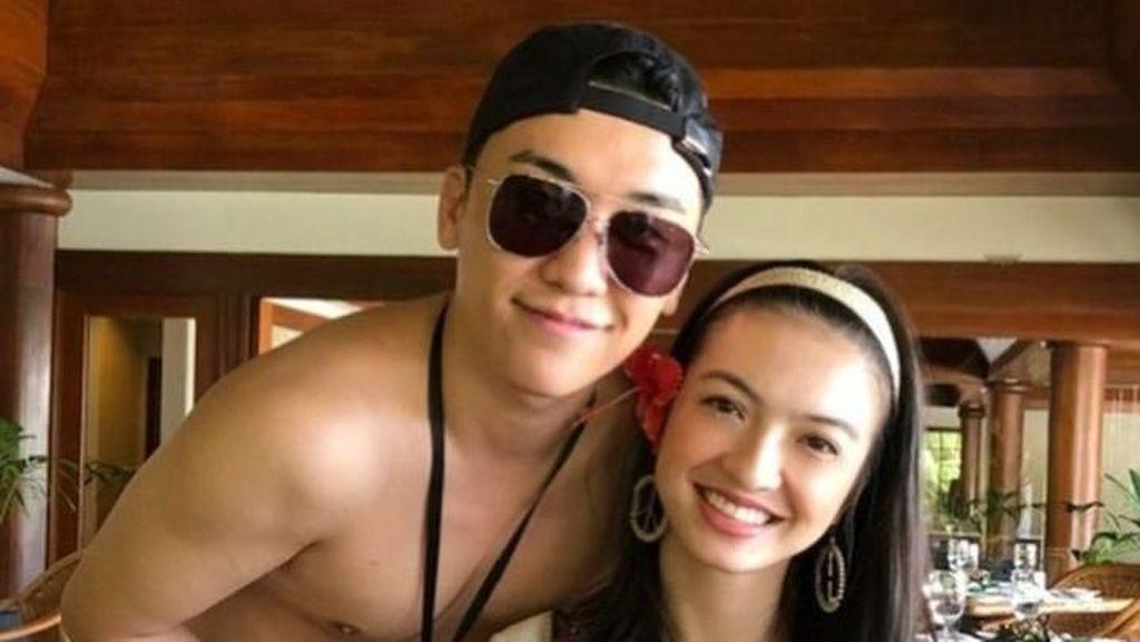 Raline Shah Rayakan Ultah Seungri Bigbang di Filipina