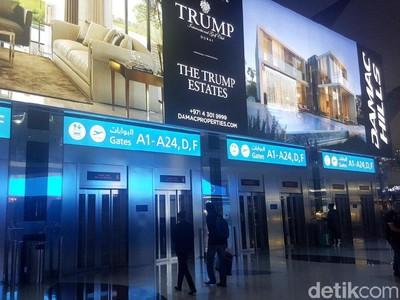 Tips Menikmati Bandara Dubai Tanpa Takut Ketinggalan Pesawat