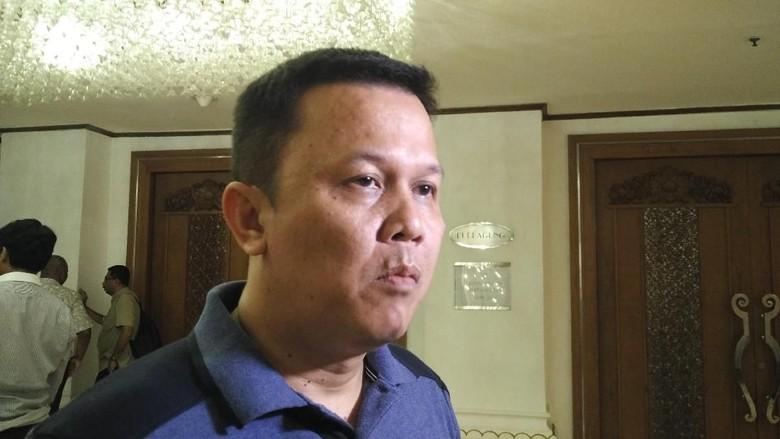 Jelang DPD II Golkar Dikumpulkan - Jakarta DPD tingkat II Partai Golkar melakukan rapat konsolidasi tertutup di Hotel Jakarta Rapat dilakukan untuk mendiskusikan perkembangan
