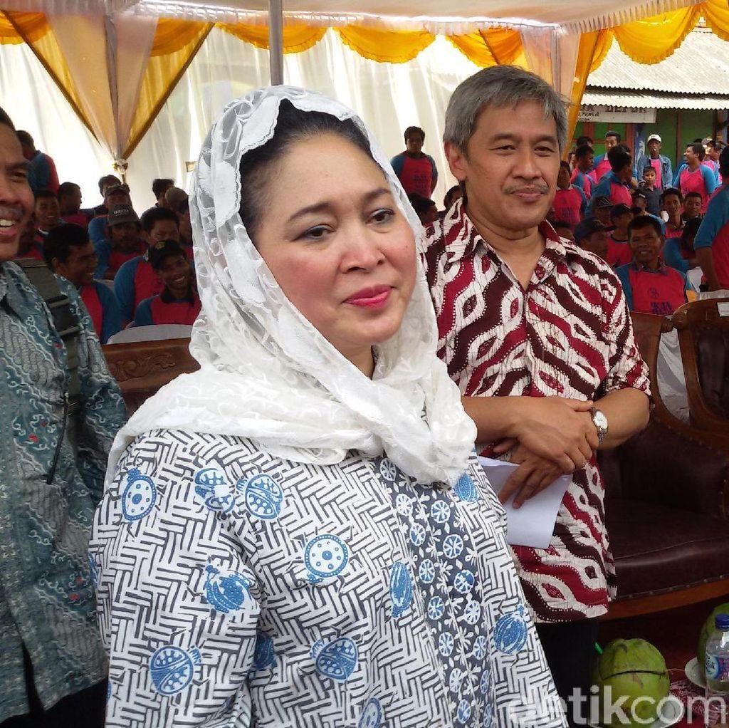Titiek Soeharto: Harusnya Munaslub Golkar Nggak Satu Calon Ketum