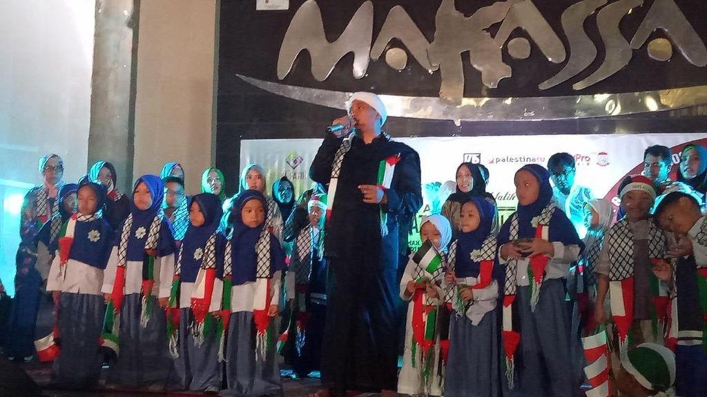 Peduli Palestina, Opick Gelar Konser Amal dan Kumpulkan Rp 135 Juta