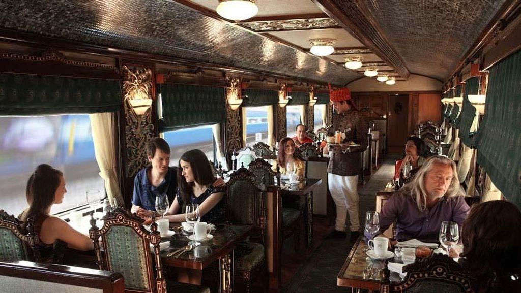 Foto: Inilah Kereta Bintang Lima