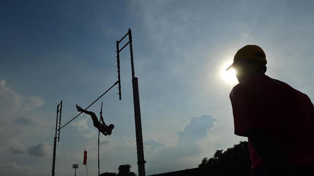 Jawa Timur Juara Umum Kejurnas Atletik 2017