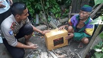 Cerita Mbah Panidin, 32 Tahun Hidup Sendiri di Tengah Hutan