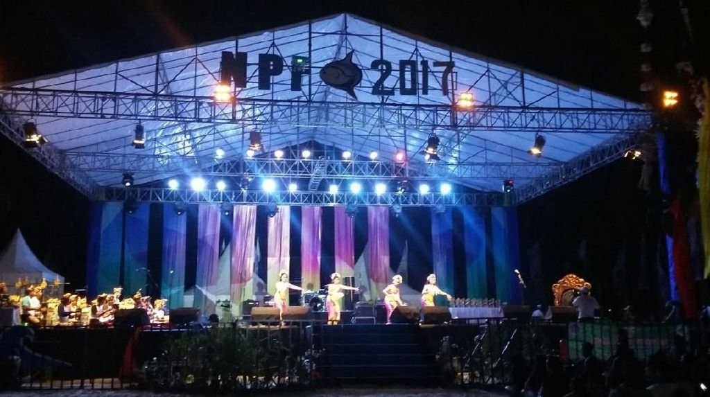 Festival Nusa Penida Berjalan Lancar, Bukti Bali Aman Buat Turis