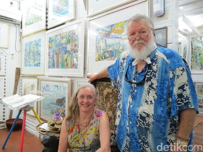 Galeri Seni Paling Dicari Wisatawan di Seychelles