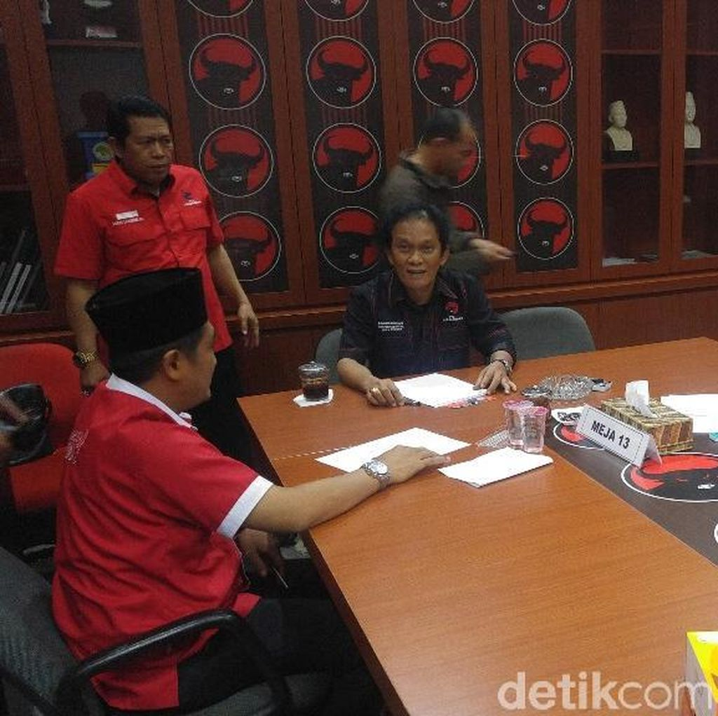 PDIP Lakukan Fit and Proper Test 53 Pendaftar Pilkada di Jateng