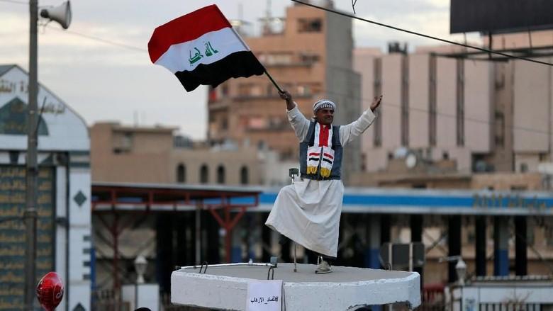 Arab Saudi Puji Kemenangan Irak - Riyadh Saudi memuji Irak yang mampu mengalahkan kelompok radikal Islamic State of Iraq and Syria Otoritas Saudi menyebutnya