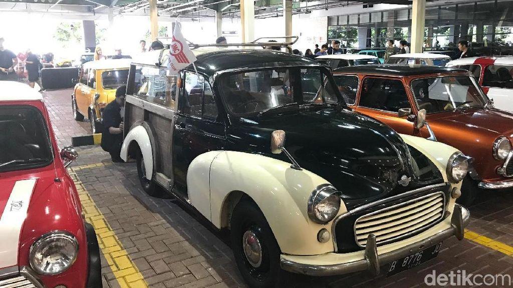 Pesta Mobil Mini di Indonesia