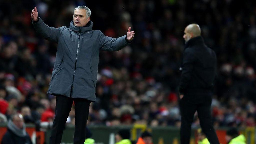 Merengek Minta Penalti usai MU Kalah, Mourinho Disebut Munafik