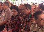 Menkes, Anies hingga Imam Istiqlal Kampanyekan Imunisasi Difteri