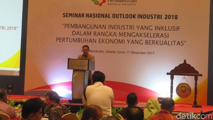 Darmin dan Pengusaha Kumpul di Lapangan Banteng Bahas Industri 2018