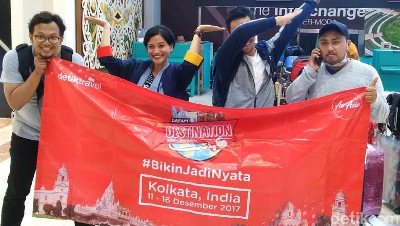 Para pemenang kompetisi Dream Destination 2017 detikTravel #BikinJadiNyata (Masaul/detikTravel)