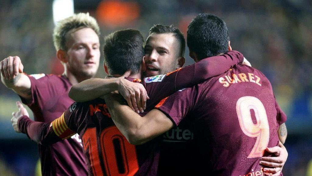 Barcelona Sudah Menduga Akan Bertemu Chelsea