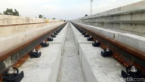 LRT Palembang Beroperasi Juni 2018