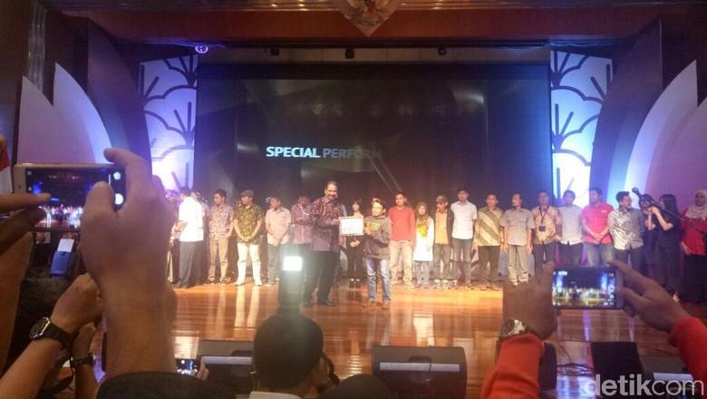 Para pemenang APWI 2017 (dok Istimewa)