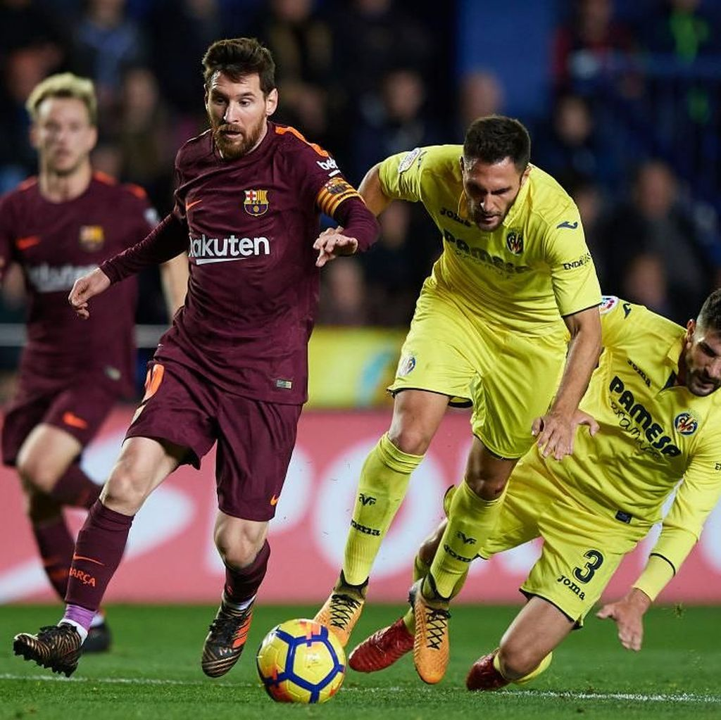 Rakitic: Ronaldo Bagus,Sayangnya Masih Ada Messi