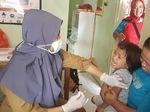 KLB di 7 Kabupaten/Kota, Banten Gelar Imunisasi Difteri Serentak