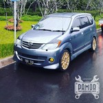 Modifikasi Simple Harian Toyota Avanza