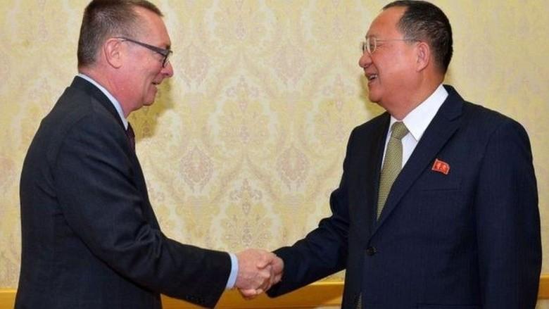 PBB Minta Korut Buka Saluran Komunikasi untuk Cegah Perang