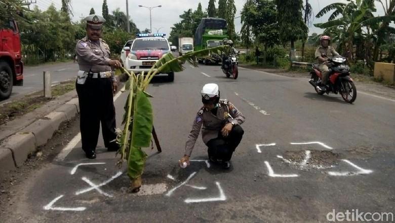 Jalur Poros Lamongan-Surabaya Banyak Makan Korban, Kapan Diperbaiki?