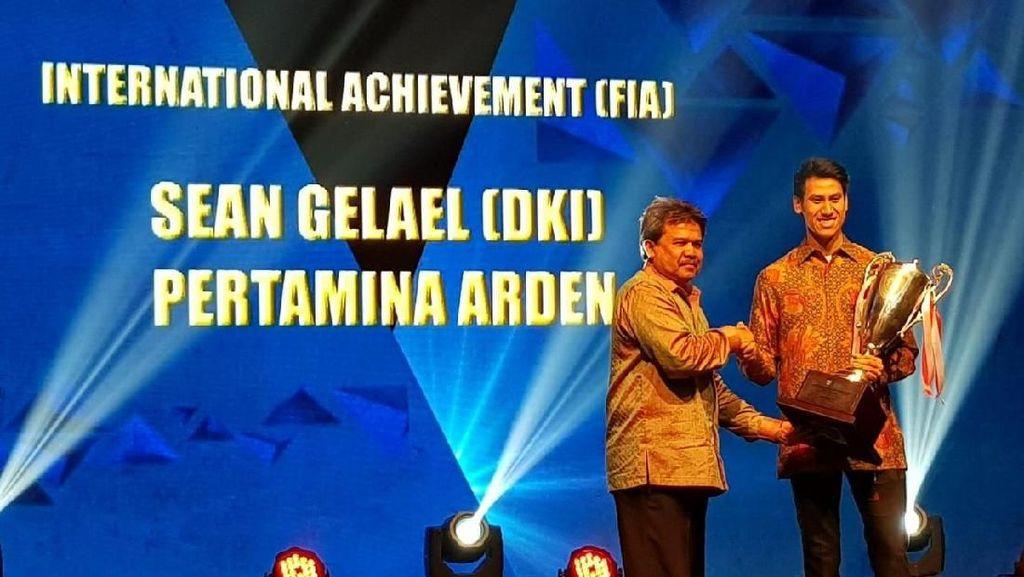 IMI Beri Penghargaan Kepada Pebalap-Pebalap Tanah Air Berprestasi