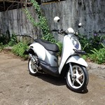 Honda Scoopy Simple Retro