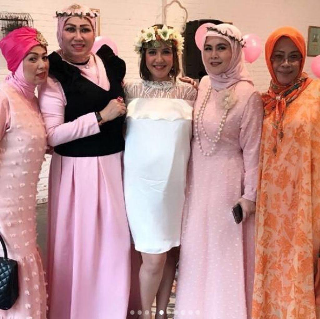 Andi Soraya Ungkap Resmi Menikah dan Tak Hamil di Luar Nikah