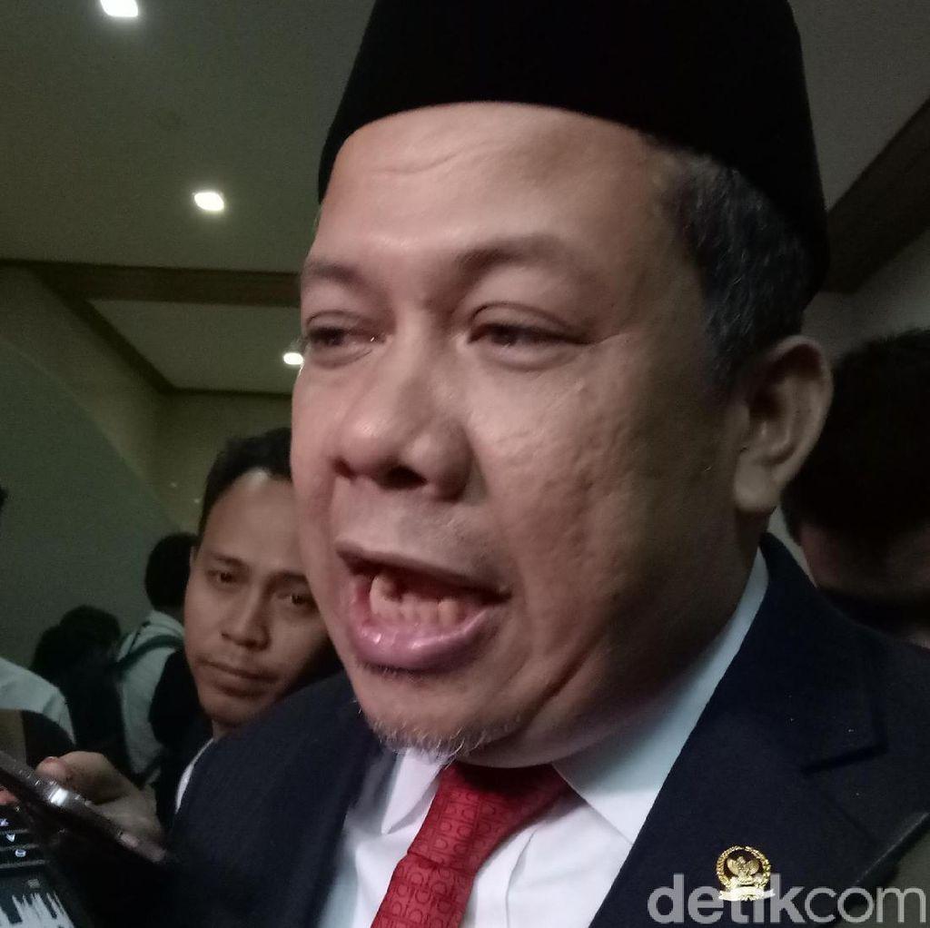 Fahri Hamzah Bantah Tudingan Nazaruddin Terkait Kasus Korupsi