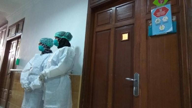 4 Pasien Difteri di Aceh Dirawat di RSU Zainoel Abidin