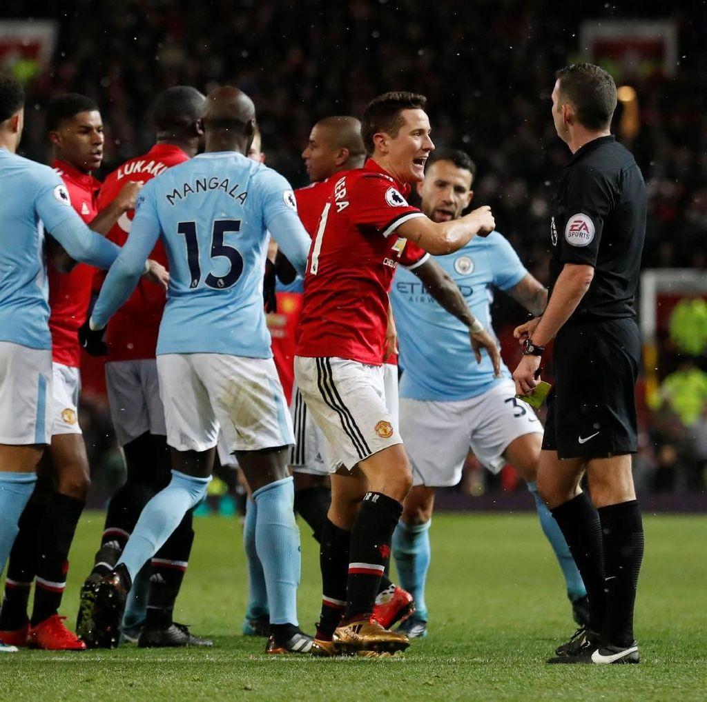 FA Beri Waktu Ekstra untuk MU & City Observasi Ribut-Ribut di Derby