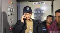 Panel Pompa Underpass Dukuh Atas Mati, Anies: Langsung Perbaiki