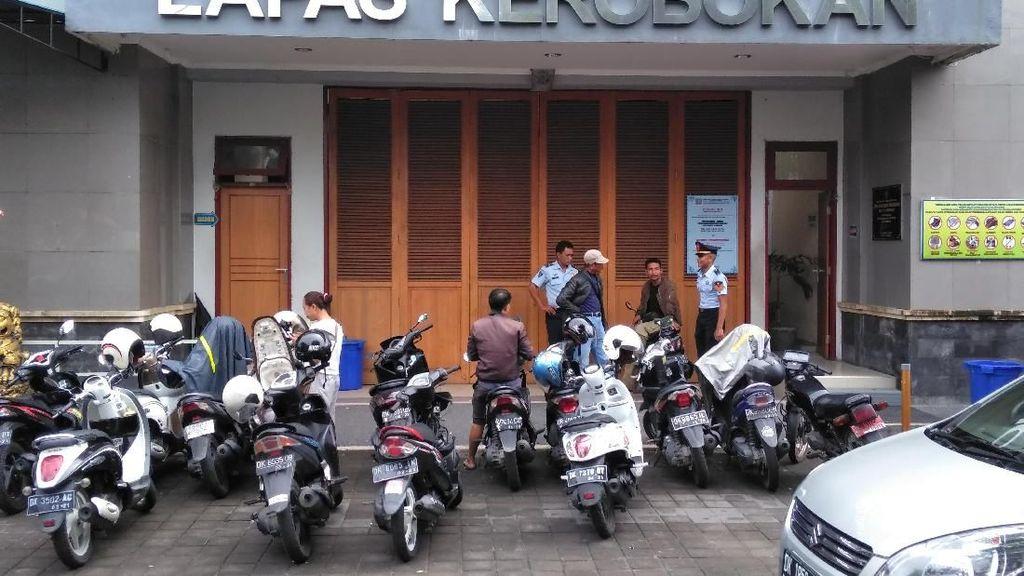 Kabur dari LP Kerobokan, WN AS Ditangkap di Lombok