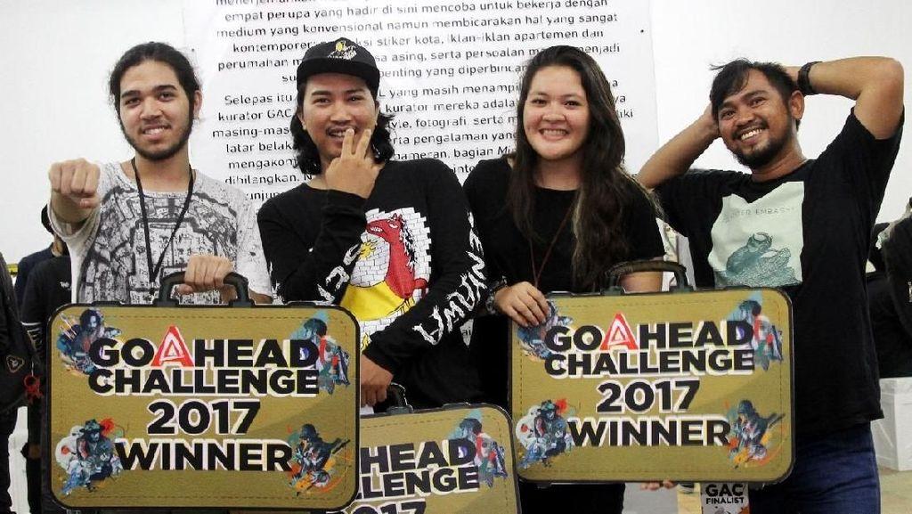 Sukses Seleksi di Empat Kota, Ini Pemenang Go Ahead Challenge 2017