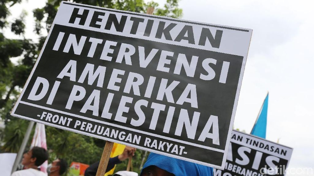 Survei: Palestina Satukan Netizen Indonesia