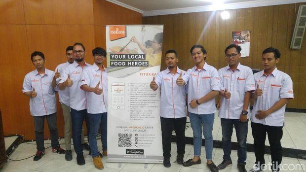 Jawab Tantangan Jokowi, Kaesang Luncurkan Aplikasi Madhang
