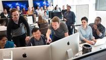 Suasana Kantor yang Diberi Gelar Tempat Kerja Terbaik 2017
