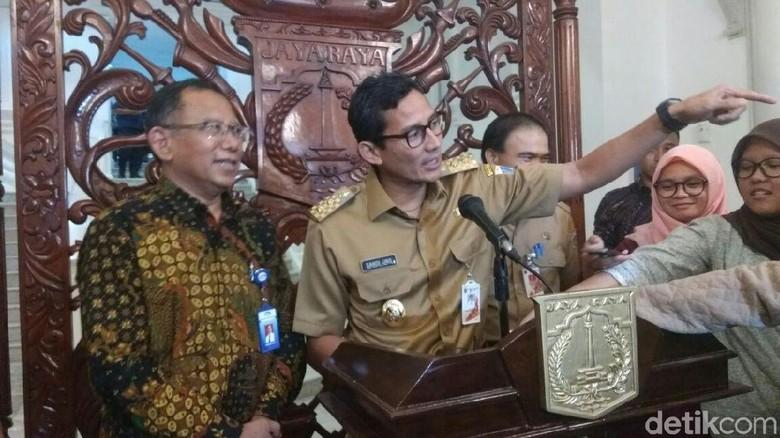 Dorong WTP, Sandiaga akan Hukum SKPD yang Tak Catat Detail Aset