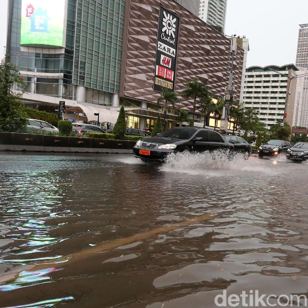 BNPB Sebut Hujan Ekstrem Kemarin Bukan yang Terparah di Jakarta