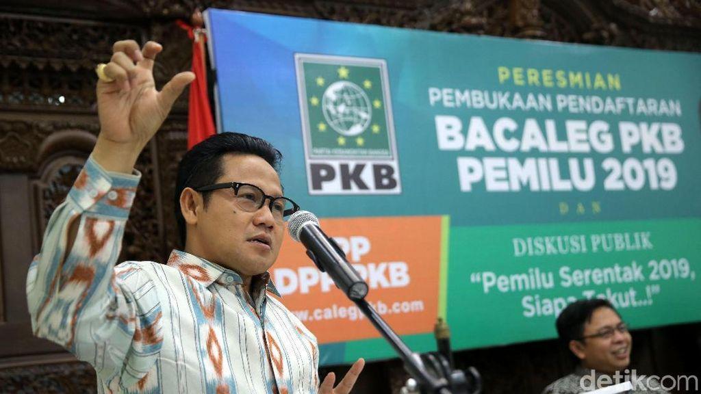 Indonesian Youth Congress Dukung Cak Imin Jadi Cawapres