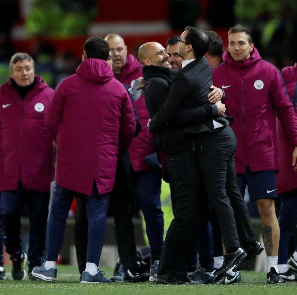 Soal Gelar Juara, Guardiola Tunggu Bulan April