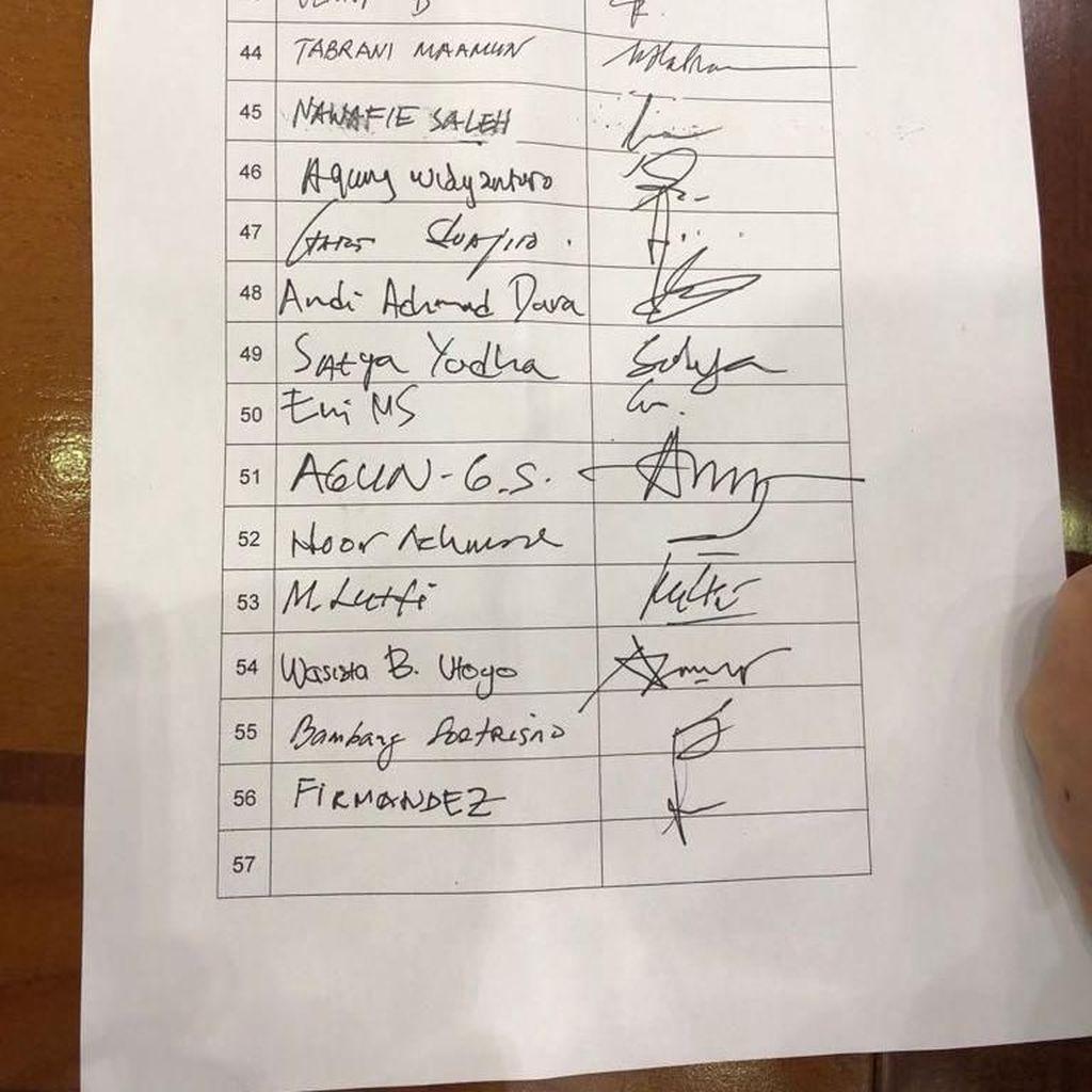 Lebih dari 50% Anggota F-Golkar Tolak Aziz Jadi Ketua DPR