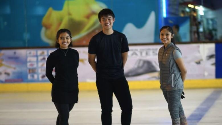 Inilah Anak Muda RI yang - Jakarta saat ini di Jakarta hanya ada dua arena ice Salah satunya terletak di lantai empat sebuah mal