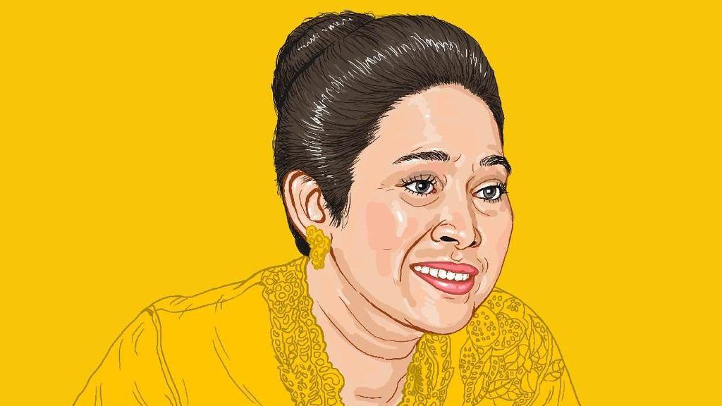 Andalkan Nama Soeharto, Pengamat Nilai Titiek Sulit Rebut Golkar
