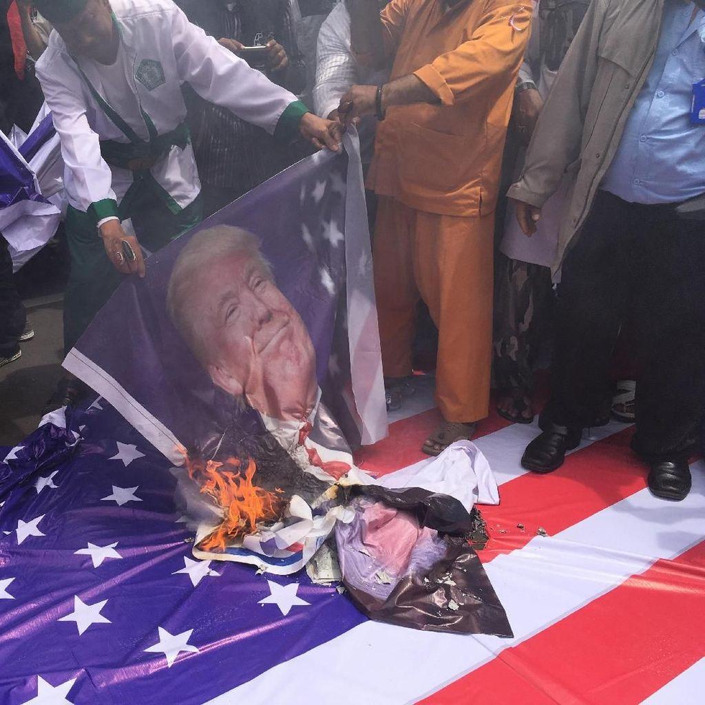Massa Aksi Bela Palestina akan Berikan Petisi ke Kedubes AS