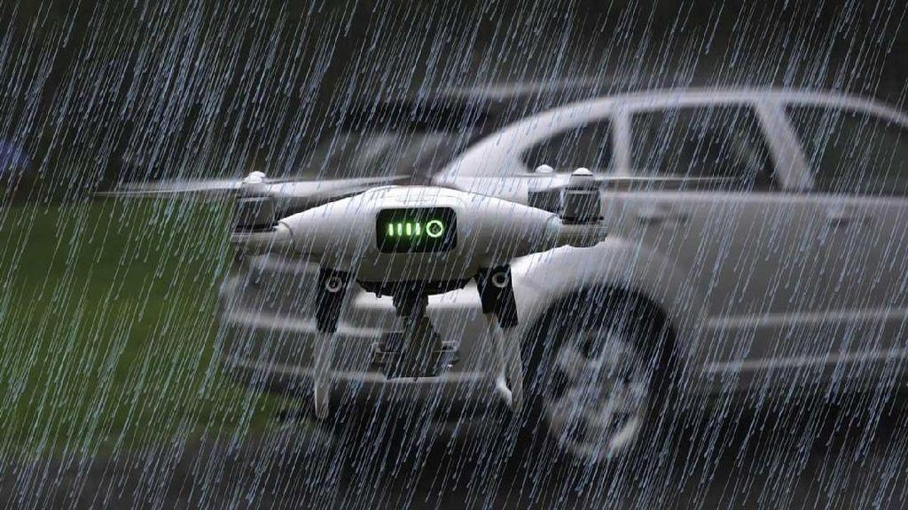 Aksesoris Drone Anti Air, Cocok untuk Musim Hujan