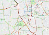 Jalanan Jakarta Tergenang Pasca Hujan Ekstrem, Macet di Mana-mana