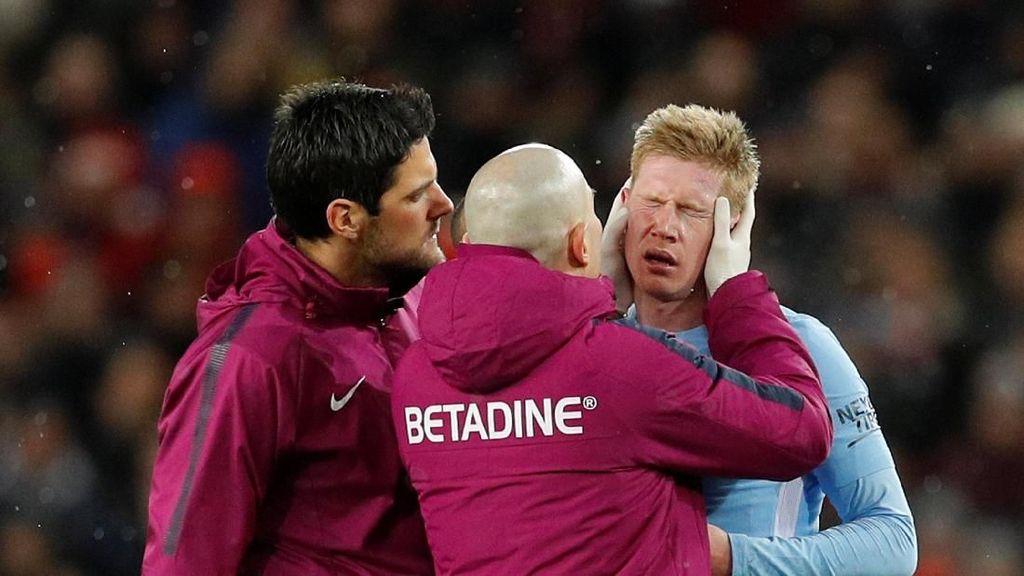 Puas dengan Derby Manchester, Kevin De Bruyne Alihkan Fokus ke Swansea